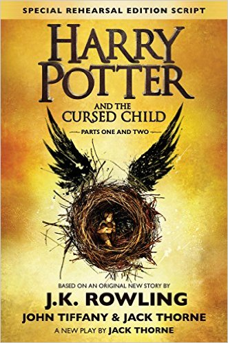 WoW: Harry Potter and the Cursed Child – Parts One & Two by J K Rowling