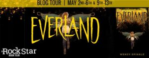 #Giveaway Review EVERLAND by Wendy Spinale @WendySpinale @IreadYA 5.16