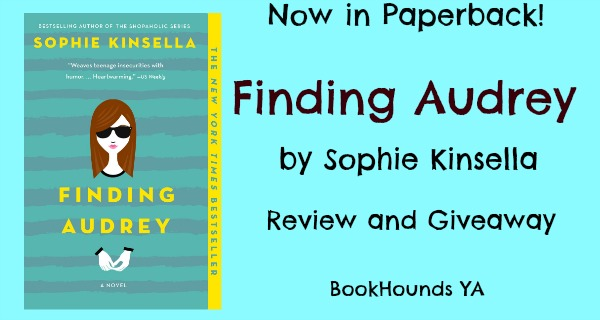1 copy of FINDING AUDREY - US only