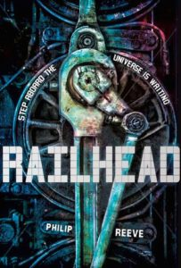 Review RAILHEAD by Philip Reeve @philipreeve1 @SwitchPressPub