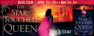 #Giveaway Review THE STAR-TOUCHED QUEEN by Roshani Chokshi @NotRashKnee @GriffinTeen 5.9