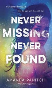 #Giveaway Review NEVER MISSING NEVER FOUND by Amanda Panitch @AmandaPanitch @randomhousekids