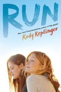 Giveaway Review RUN by Kody Keplinger @Kody_Keplinger @IReadYA 7.16