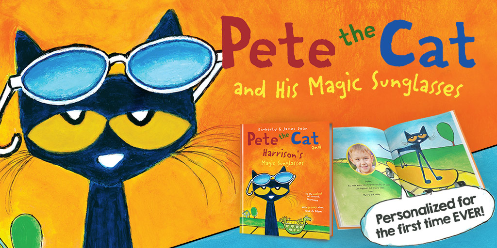 Pete The Cat Sunglasses  giveaway pete the cat and his magic sunglasses by kimberly james
