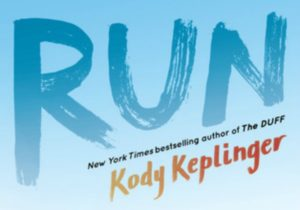 Giveaway Review RUN by Kody Keplinger @Kody_Keplinger @IReadYA 7.16