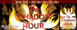 the shadow hour banner