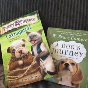 YA dog books