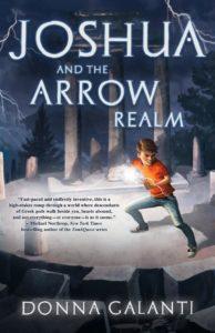 joshua and the arrow