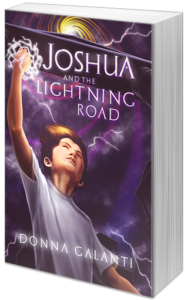 joshua and the lightening