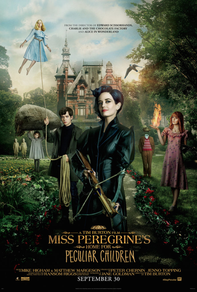 My Red Carpet:  MISS PEREGRINE'S HOME FOR PECULIAR CHILDREN #StayPeculiar @PeregrinesMovie