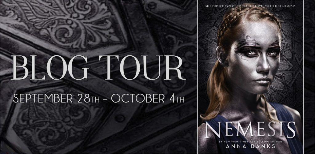 #Giveaway Review Nemesis by Anna Banks @AnnaBanksBooks @FeiwelFriends 10.7