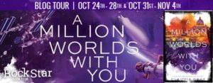 #Giveaway A MILLION WORLDS WITH YOU by Claudia Gray @ClaudiaGray @HarperTeen 11.7