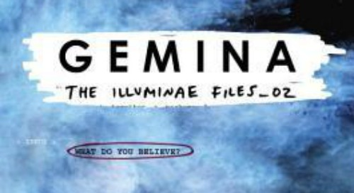 My ARC of Gemina