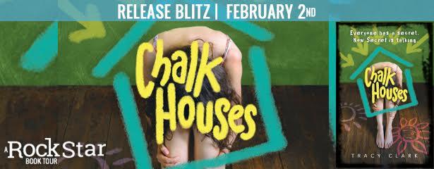 $20 #Giveaway Excerpt CHALK HOUSES by @TracyClark_TLC @TracyClark_TLC 2.9