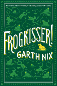 #Giveaway Review FROGKISSER! by Garth Nix @garthnix @IReadYA ‏4.7