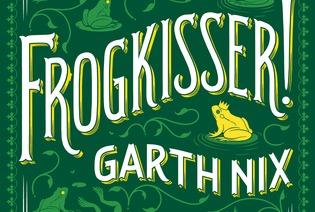 1 copy Frogkisser by Garth Nix - US only
