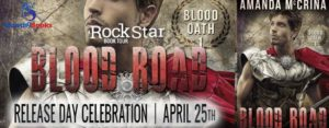 Owl Crate #Giveaway BLOOD ROAD by Amanda McCrina @9inchsnails @Month9Books 5.9
