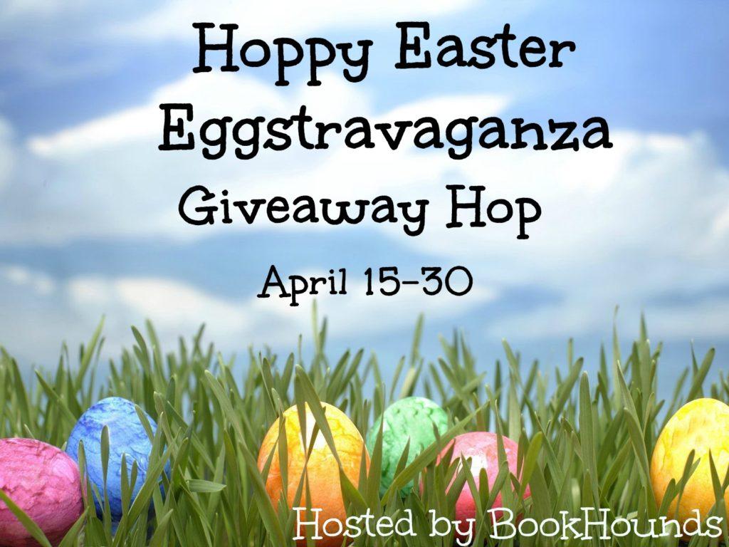 #Giveaway #YA HOPPY EASTER EGGSTRAVAGANZA #win $10