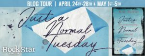 #Giveaway Interview JUST A NORMAL TUESDAY by Kim Turrisi @kimmyt22 @KidsCanPress