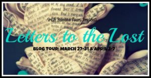 #Giveaway Review LETTERS TO THE LOST by BRIGID KEMMERER @BrigidKemmerer @bloomsburykids 4.10