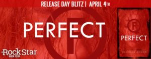 #Giveaway PERFECT by Cecelia Ahern @Cecelia_Ahern @FierceReads 4.18