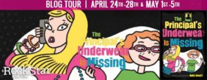 #Giveaway Review THE PRINCIPAL'S UNDERWEAR IS MISSING by Holly Kowitt @MacKidsBooks @FeiwelFriends 5.7