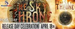 #Giveaway THE SKY THRONE by Chris Ledbetter @Chris_Ledbetter @Month9Books 5.2