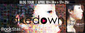 #Giveaway THE TAKEDOWN by Corrie Wang @CorrieWangBooks 4.24