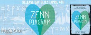 #Giveaway Excerpt ZENN DIAGRAM by Wendy Brant @WendyJoBrant @KidsCanPress 4.10