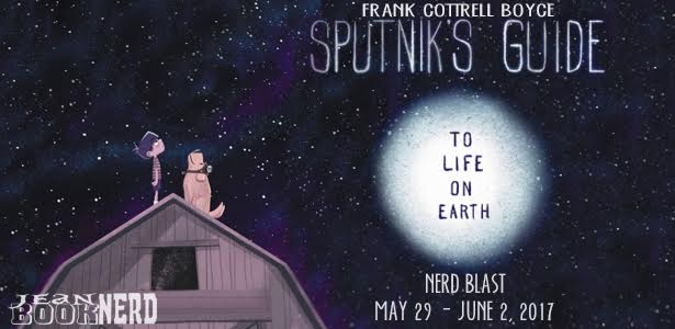 - 7 Winners will receive a Copy of SPUTNIK'S GUIDE TO LIFE ON EARTH by FrankCottrell Boyce