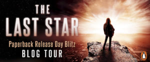 #Giveaway THE LAST STAR by Rick Yancey @RickYancey sponsored by @PenguinTeen 5.28