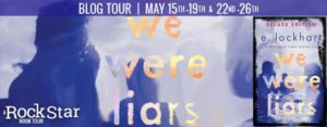 #Giveaway QA WE WERE LIARS The Deluxe Edition by E. Lockhart @elockhart ‏@DelacortePress 5.28