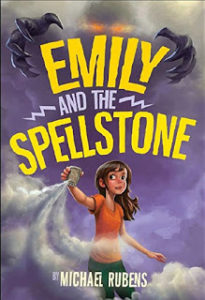#Giveaway Excerpt EMILY AND THE SPELLSTONE by Michael Rubens @michaelsrubens @HMHKids #BlogTour 7.2