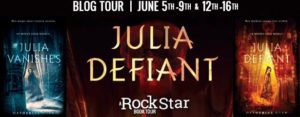 #Giveaway Review JULIA DEFIANT by Catharine Egan @ByCatherineEgan @randomhousekids 6.19