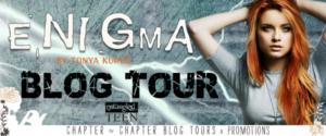 #Giveaway Writer's Block by Tonya Kuper #win ENIGMA @TonyaKuper @EntangledTeen 7.14
