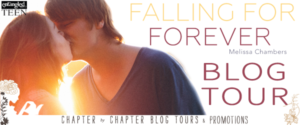 $25 #Giveaway What is on Melissa Chambers Desk? Falling For Forever @MelChambersAuth @EntangledTeen 7.14