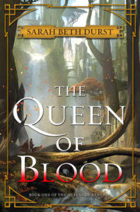 #Giveaway Review THE QUEEN OF BLOOD by Sarah Beth Durst @SarahBethDurst @TorTeen 7.17