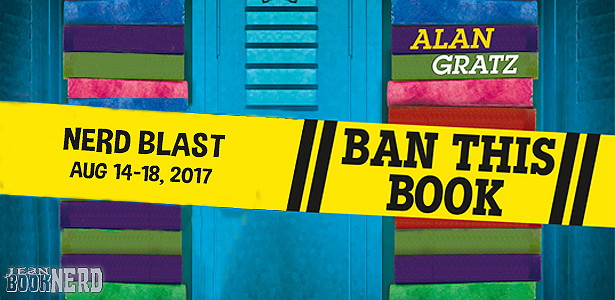 - 10 Winners will receive a Copy of BAN THIS BOOK by Alan Gratz