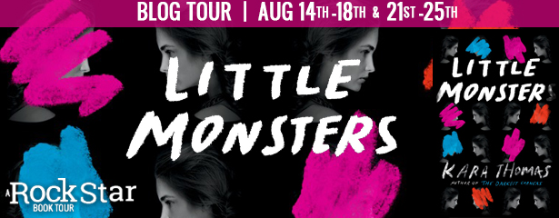 3 winners will receive a finished copy of LITTLE MONSTERS, US Only.