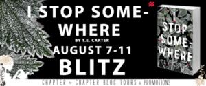 #Giveaway Book Blitz: I Stop Somewhere by T.E. Carter @TECarter7 @FeiwelFriends 8.18