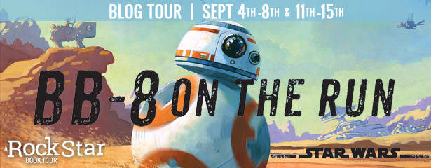 (3) winners will receive a finished copy of BB-8 ON THE RUN, US Only.