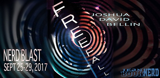 3 Winners will receive a Signed Copy of FREEFALL by Joshua David Bellin.