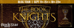 #Giveaway Guest Post THE BOOK KNIGHTS by J.G. McKenney @JGMcKenney 9.26