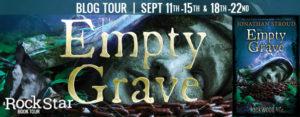 #Giveaway THE EMPTY GRAVEbyJonathan Stroud @JonathanAStroud @DisneyHyperion 9.24