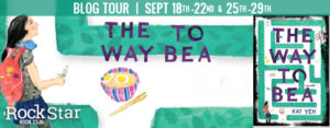 #Giveaway What's on Kat Yeh's Desk? #Win THE WAY TO BEA @YehFace @LBKids 10.1