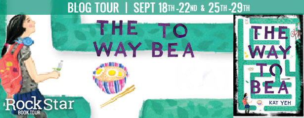 3 winners will receive a finished copy of THE WAY TO BEA, US Only.