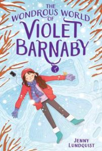$100 #Giveaway The Wondrous World of Violet Barnaby by Jenny Lundquist @Jenny_Lundquist @SimonKIDS 10.10