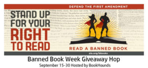 #YA Banned Book Week #Giveaway Hop #win $10 (Int)