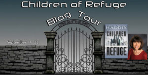 #Giveaway Two Truths and a Lie with Margaret Peterson Haddix @MPHaddix #Win The Children of Refuge @SimonKIDS 9.27