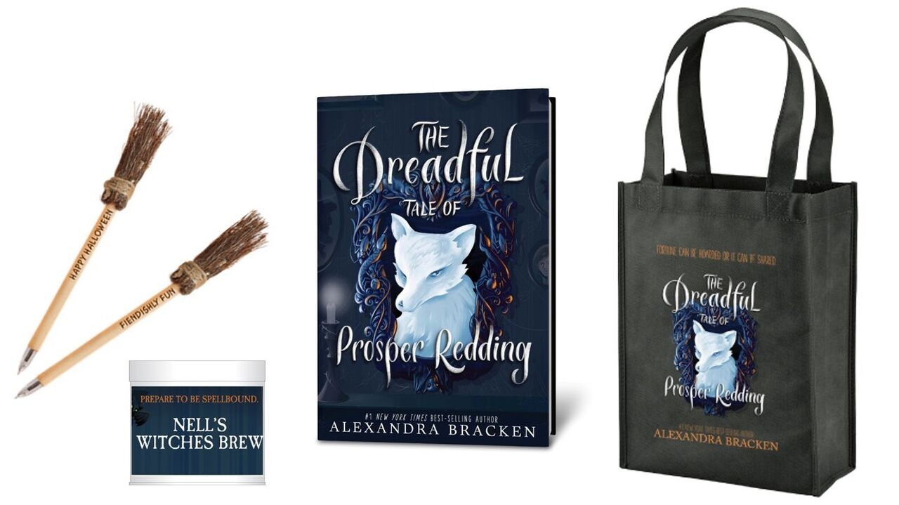 The Dreadful Tale of Prosper Redding Prize Pack